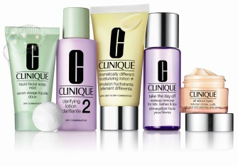 CLINQIUE DAILY ESSENTIALS - JULY 2013