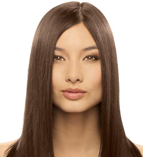 Cool Medium Brown Hair Color Esalon medium brown cool beige
