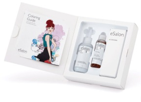 ESALON CUSTOM HAIR COLOR