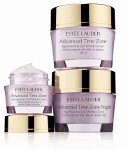 ESTEE LAUDER ADVANCED TIME ZONE 3-TO-TRAVEL SET (TR-JAN 2013)