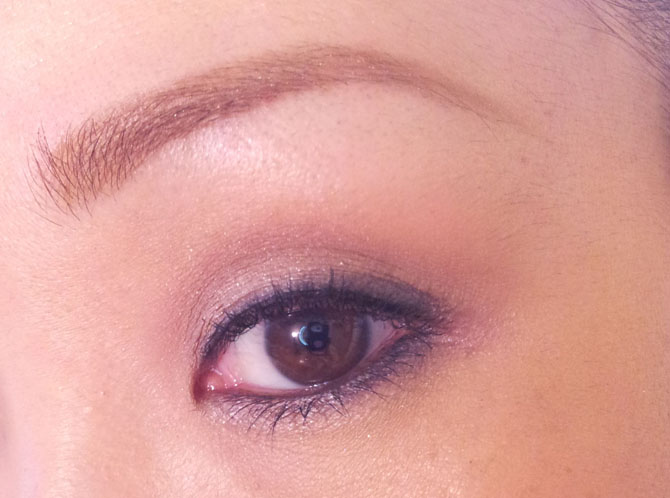 LILAC ROSE PALETTE LOOK 1