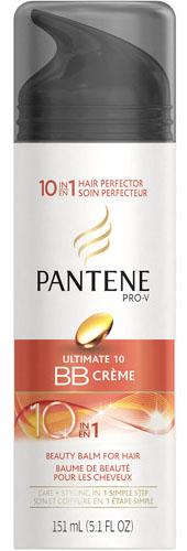 PANTENE ULITMATE 10 BB CREME $6.27 (walmart.com)