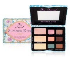 TOO FACED SUMMER EYE SHADOW COLLECTION 2013