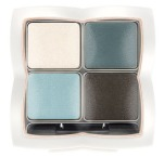 FLOWER SHADOW PLAY EYE SHADOW QUAD IN BLUE LAGOONS