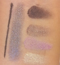SMOKEY EYE SWATCHES