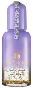 TATCHA GOLD CAMELLIA BEAUTY OIL ($125, tatcha.com)