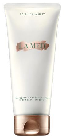 LA MER SOLEIL DE LA MER THE REPARATIVE BODY SUN LOTION SPF30