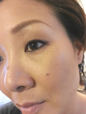BOBBI BROWN LONG WEAR CREAM SHADOW IN SUEDE - LOOK