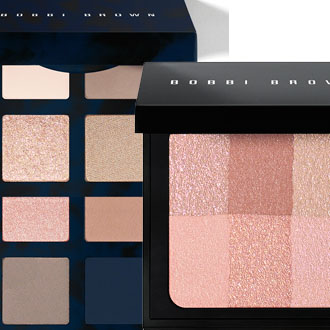 BOBBI BROWN NAVY AND NUDE