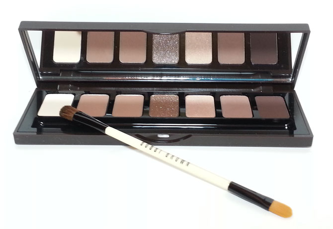 BOBBI BROWN RICH CHOCOLATE PALETTE - IMAGE 1