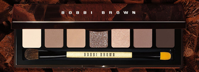 BOBBI BROWN RICH CHOCOLATE PALETTE - IMAGE 2