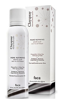 CLAYSPRAY PORE REFINING WHITE CLAY