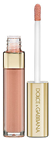 DOLCE AND GABBANA THE LIPGLOSS INTENSE COLOUR LIPGLOSS IN HONEY
