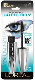 LOREAL VOLUMINOUS BUTTERFLY MASCARA