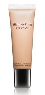 SIMPLY VERA (VERA WANG) COSMETICS NATURALLY RADIANT HYDRATING MAKEUP