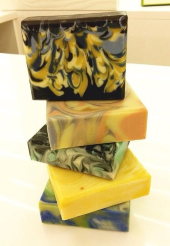 The Face Shop Soap Making Class - Waimalu Plaza