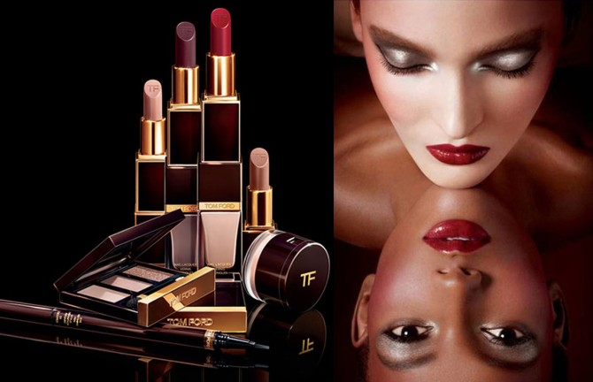 TOM FORD BEAUTY FALL 2013 COLLECTION