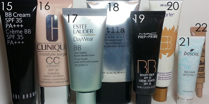 DEPARTMENT STORE BB/CC CREAM