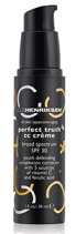OLE HENRIKSEN PERFECT TRUTH CC CREAM REVIEW