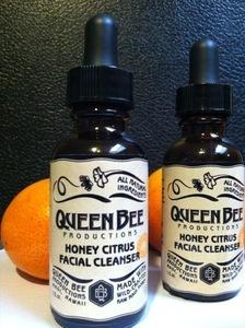 QUEEN BEE HONEY CLEANSER