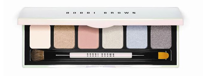 BOBBI BROWN PASTEL BRIGHTS EYE PALETTE
