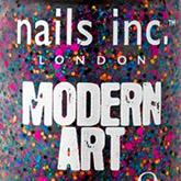 NAILS INC MODERN ART