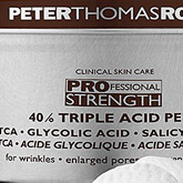 PETER THOMAS ROTH 40% TRIPLE ACID PEEL $88