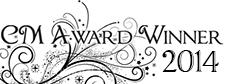 CM AWARD WINNER 2014