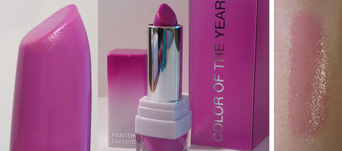 SEPHORA + PANTONE UNIVERSE Venus Lure Lip Balm