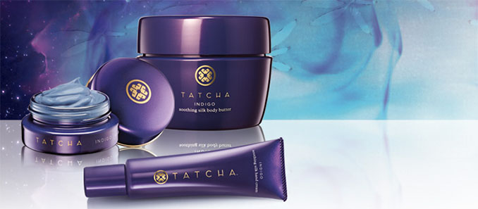 TATCHA INDIGO COLLECTION