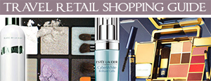 travel retail cosmetics, estee lauder travel retail sets, clinique travel retail