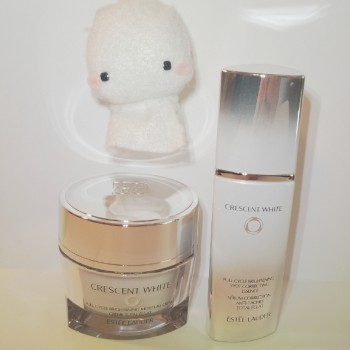 Estee Lauder Crescent White Daily Essentials