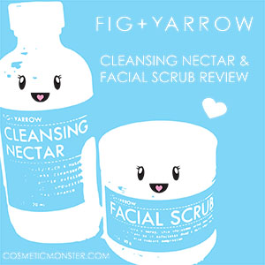 Care of cleansing facial skin nectar eve